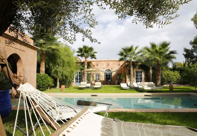 Villa/Dettached house in Marrakech Alentours - Akhdar 5
