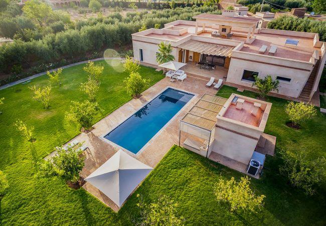 Villa/Dettached house in Marrakech Alentours - Salamouni