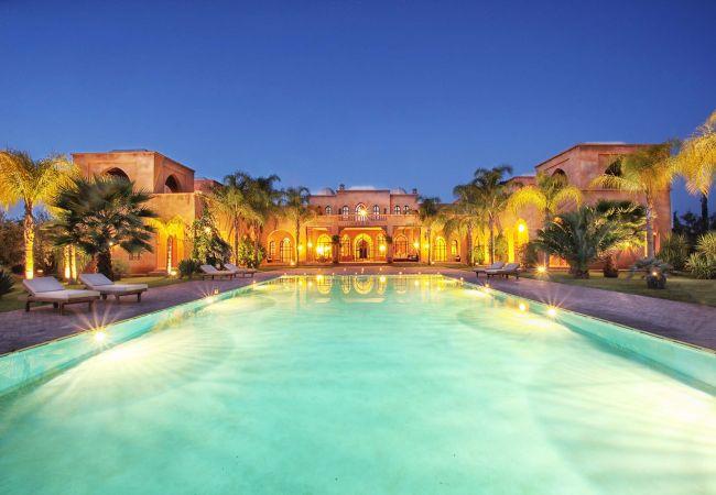 Villa/Dettached house in Marrakech Alentours - Dar Moira