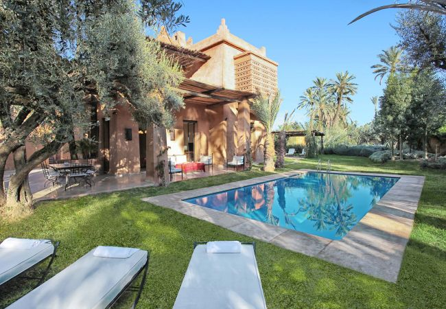 Villa/Dettached house in Marrakech Palmeraie - Lankah