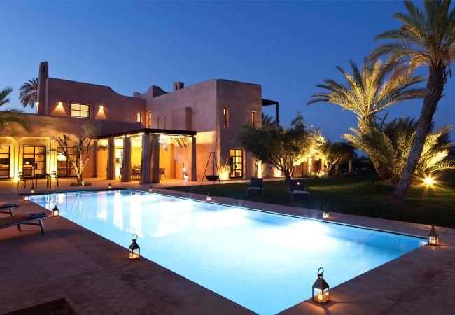 Villa/Dettached house in Marrakech Alentours - Dar Tifiss