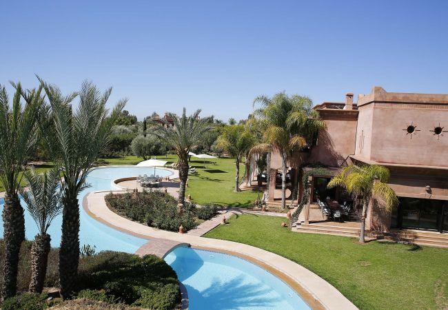 Villa/Dettached house in Marrakech Alentours - Grace