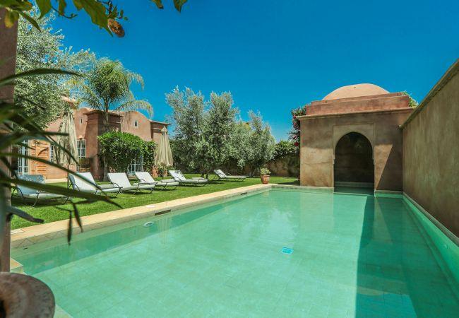 Villa/Dettached house in Marrakech Alentours - Akhdar 18