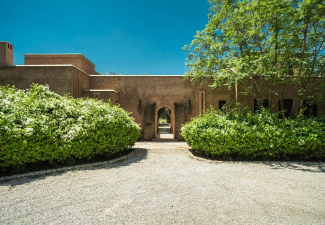 Villa/Dettached house in Marrakech Palmeraie - Alouna
