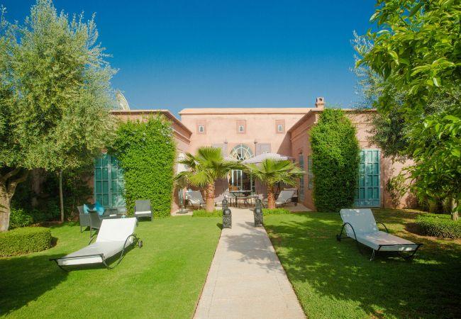 Villa/Dettached house in Marrakech Alentours - Dar Tana