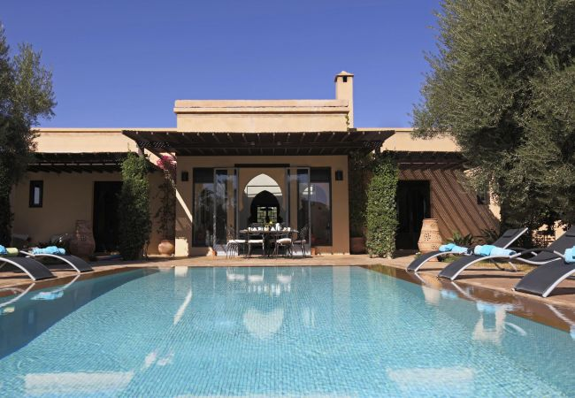 Villa/Dettached house in Marrakesh - Domoliv