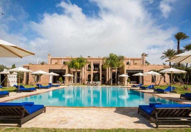Villa/Dettached house in Marrakesh - Palais Tika