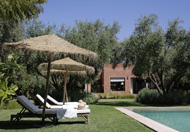 Villa/Dettached house in Marrakesh - Jardin Bleu