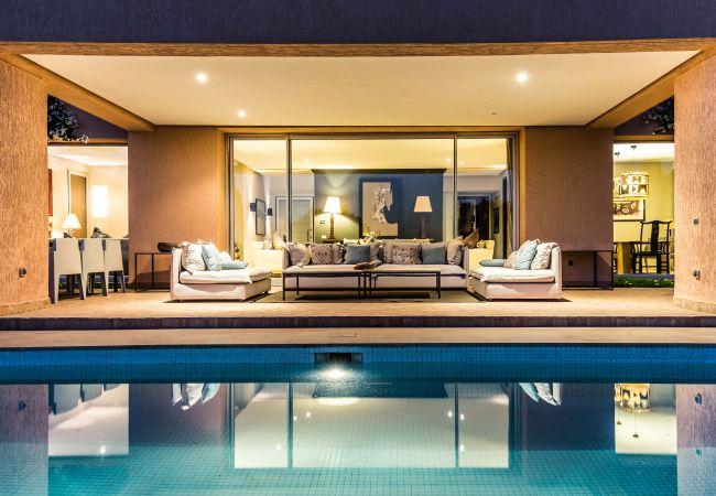 Villa/Dettached house in Marrakesh - Al Maaden 132