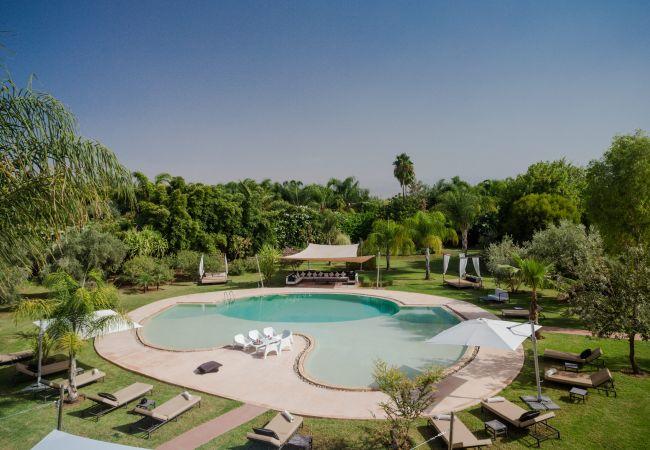 Villa/Dettached house in Marrakesh - Pars