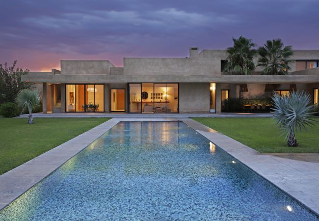 Villa/Dettached house in Marrakesh - Villa BELYA
