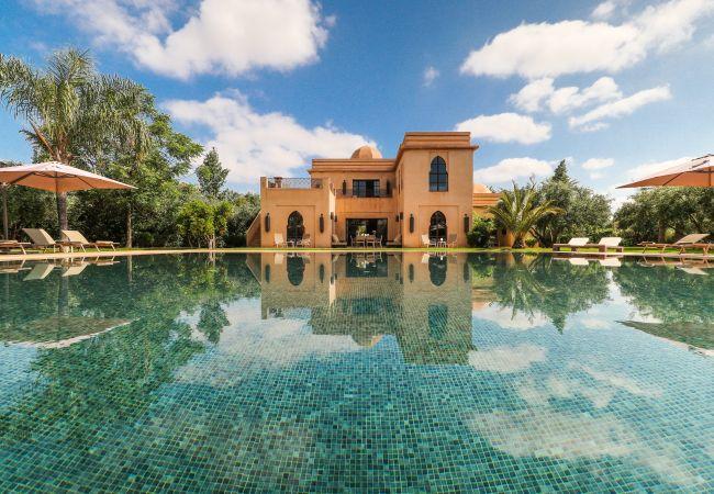 Villa/Dettached house in Marrakech Alentours - DKZ